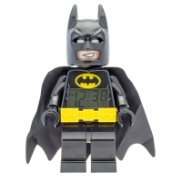 Lego - Réveil The Batman Movie - Batman avec ceinture jaune